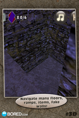 Screenshot Escape 3D: Labyrinth