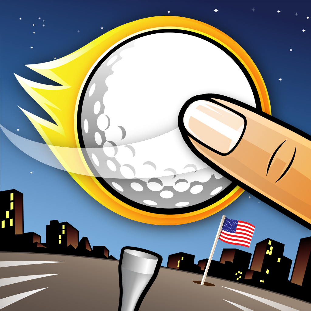 Flick Golf Extreme! iOS