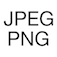 JPEG <-> PNG ?画像ファイルフォーマット変換?